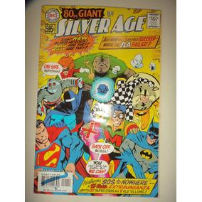 Dc Comics A Era De Prata 80 Pg Giant Excelente 2000 Original