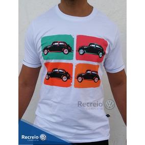 Camisa Original Volkswagen Masculina Fusca