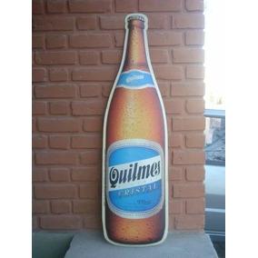 Cerveza Quilmes Antiguo Cartel De Interior