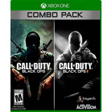 Combo Call Of Duty Black Ops 1 - 2 Xbox One - Xbox 360