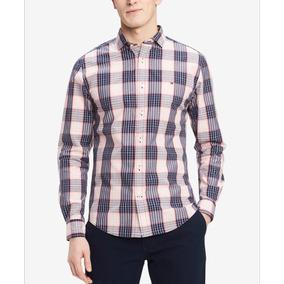 Camisa Tommy Hilfiger Rosada Original - Ropa y Accesorios en Mercado ... 24fb5b51ecd
