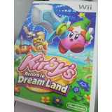 Kirbys Return To Dream Land - Nintendo Wii