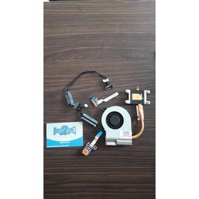 Hp G42 Amd: Botão Power,cooler+dissipador,adaptador Hd E Usb