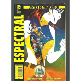 Antes De Watchmen- Espectral - 2