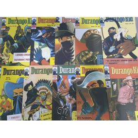 Durango Kid -ebal-colecão-leia Anuncio