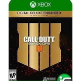 Call Of Duty Black Ops 4 Delux Xbox One Offline Nc