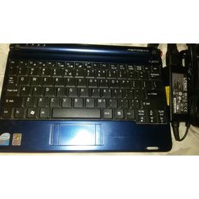Mini Laptop Marca Acer Apire One Usada Modelo Zg5