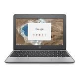 Chromebook Hp, Intel Celeron N3060, 4 Gb De Ram, Emmc De 16