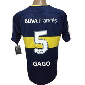 Camiseta Boca Juniors - Camisetas de Clubes Nacionales Adultos Boca ... 82be85e6b6b45
