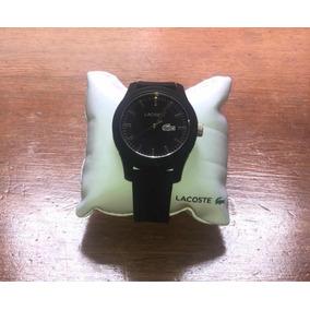 aaeafb03d80 Relógio Lacoste Preto Original