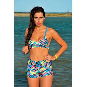 Bikini Ksi Verano 2019 Conjunto Prisma