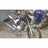 Moto P/ Retiradas De Peças / Cg Titan 150 Ex 2011 Ubamotos