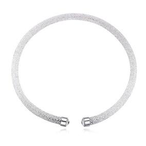Collar Con Cristales, Ocean Heart Oh17-94
