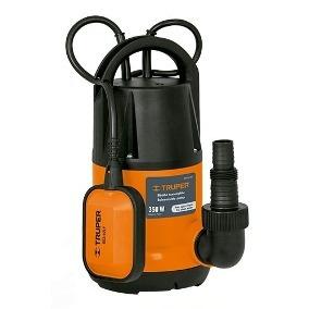 Bomba Sumergible De 3/4 Hp Para Agua Limpia