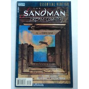 Hq-essential Vertigo:sandman:#18:dream Country:importado:dc