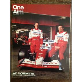 Revista Oficial Toyota E Catálogo De Produtos Mclaren F1