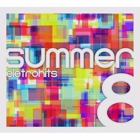 cd summer eletrohits 8 2011