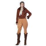 468c808bc8f75 Disfraz De Aviador Para Mujer Amelia Earhart Pilot