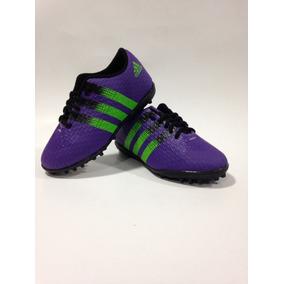 57dce9b95427b Society Futsal - Chuteiras para Adultos Violeta escuro no Mercado ...