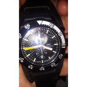 7d1863eef85 Relogio Iwc Galapagos - Relógios no Mercado Livre Brasil