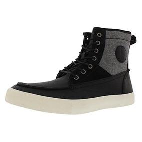 Zapatos Polo Ralph Lauren Negros Hombre Botas - Botas en Mercado ... 701e087261c