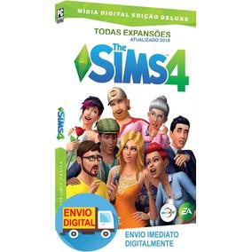 The Sims 4 - Completo 2019 - Pc - Português - Digital