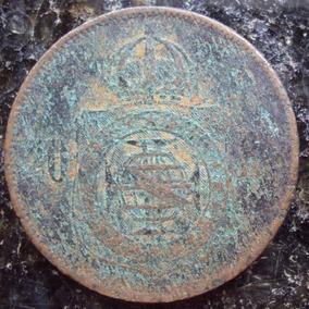Moeda 20 Réis - Imperio - 1869 - G