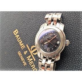 60f17612f14 Relógio Baume   Mercier no Mercado Livre Brasil