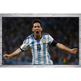Cuadros Modernos Lionel Messi Poster 40x57 Cm A17 f24d7d8fd9ac7