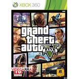 Grand Theft Auto V - Español - Xbox 360