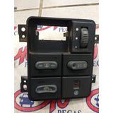 Conjunto Botões Milha/desembargador E Esguicho S10 Blazer 98