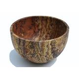 Tazón Bowl Piedra Natural