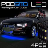 Luces Led Para Debajo Del Carro Accesorios Para Vehículos En