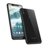 Motorola One 64gb 4gb Ram Xt1941-3 Preto Com Nfe Em 12x S/j
