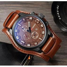 Relógio Masculino Curren 8225 Original Prova D