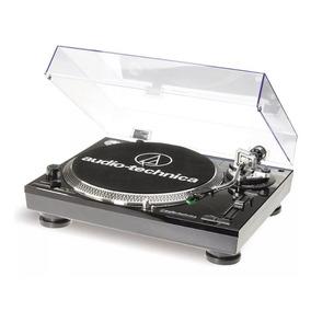 Toca Discos Audio Technica At-lp120 Usb Black