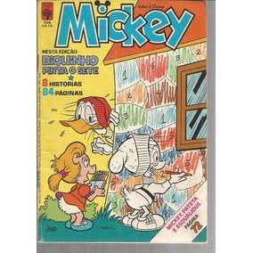 Mickey 356 - Abril - Bonellihq Cx08 B19