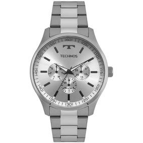Relógio Technos Masculino Multifunção 6p89az 1k - Relógios De Pulso ... 7fe526c21f