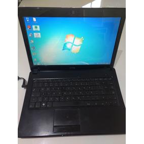 Notebook Cce - Dual Core 2gb 320hd Tela 14 Windons 7