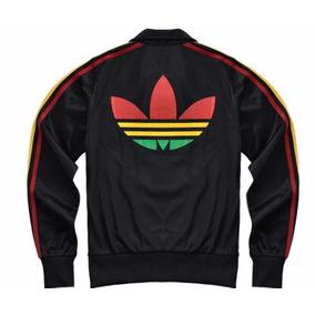 100fa6aaab6 Chamarra adidas Rasta Adicolor Originals No Gucci Lv Nike Mk