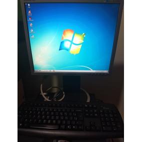 Desktop Hp Compaq Dc5100 2 Gb De Ram Com Monitor De 17