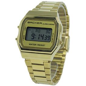 e46d87a4db6 Relogio Backer Digital - Relógios no Mercado Livre Brasil