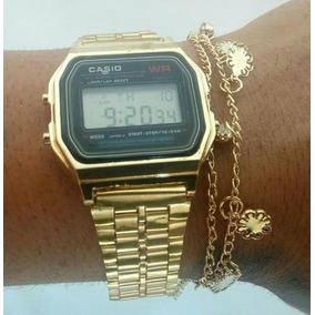 55cf147fad1 Relogio Cassio Preto - Relógios De Pulso no Mercado Livre Brasil
