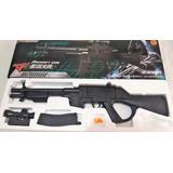 Rifle De Airsoft Francotirador +balines + Envío Gratis