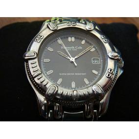 Reloj Kenneth Cole 100% Original Todo De Acero Inox.