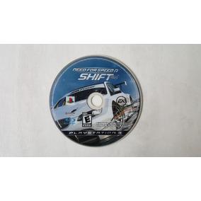 Need For Speed Shift - Ps3 - Original - Sem Encarte