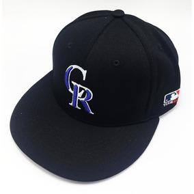Gorra De Beisbol Original Mlb Team Rockies Colorado Cerrada 3bb7a560daa