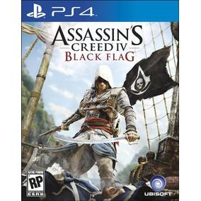 Juego Assassins Creed Iv Black Flag Ps4