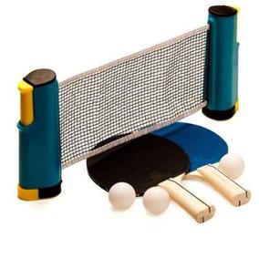 Campeón Del Portable De Los Deportes Mesa De Ping Pong Set