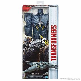 Transformers Mv5 Titan Changers C0885 Hasbro Giro Didactico